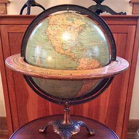 Collecting Antique Globes